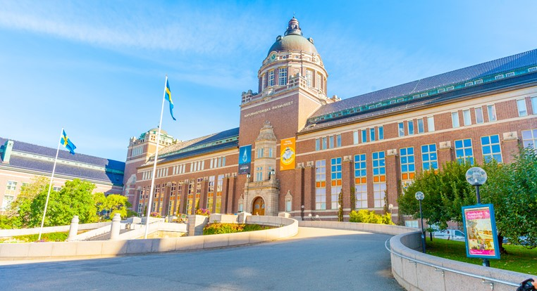 Swedish Museum of Natural History and Cosmonova