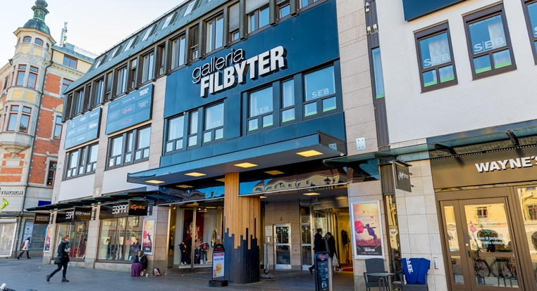 Shopping Mall - Galleria Filbyter
