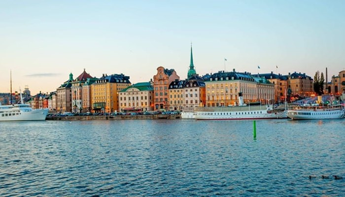 Gamla Stan (Old Town) - the historic heart of Stockholm