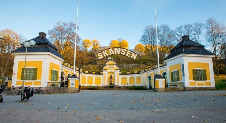 Skansen – oldest open-air museum in the world