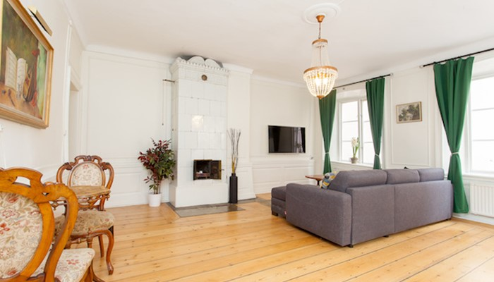 One bedroom apartment in Gamla Stan, Stockholm