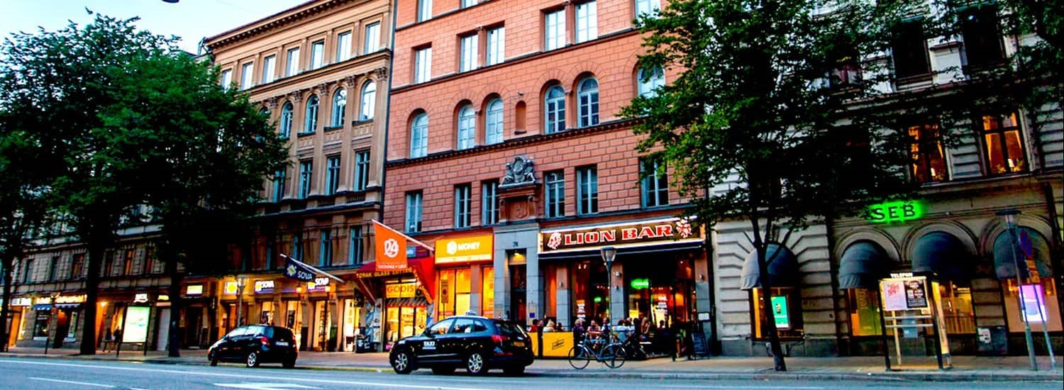 Aparthotel Stockholm City Center Vacation Apartment With Apartdirect Sveavägen Hotel Downtown