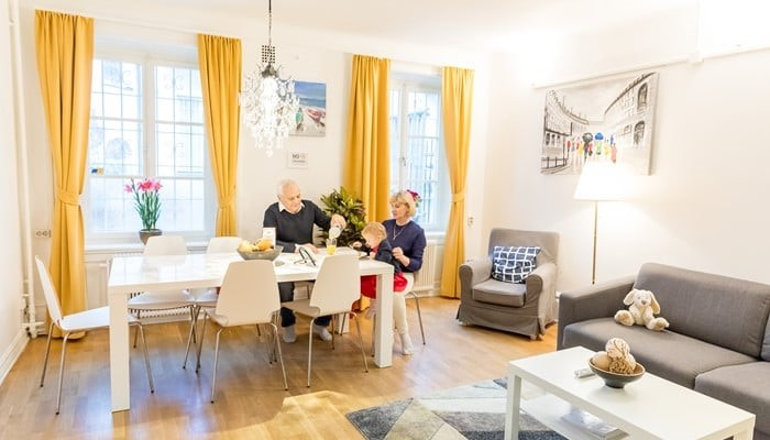Two Family Apartments For Rent