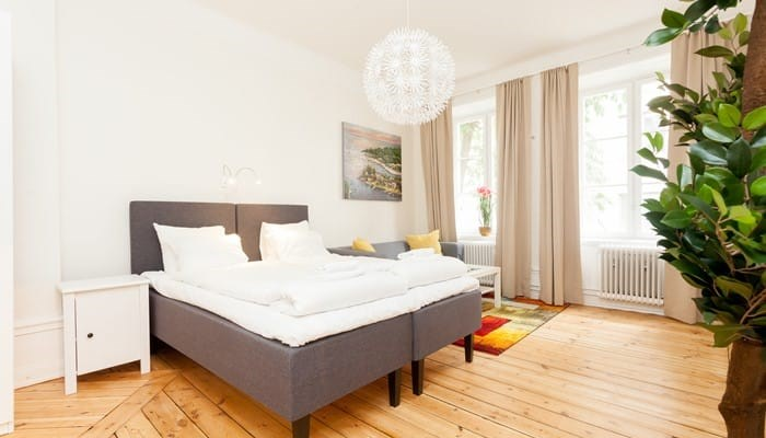 holiday apartments for rent stockholm: studio - bedroom