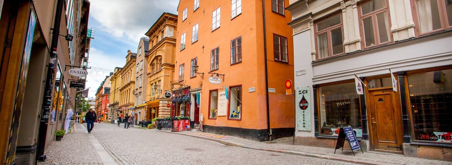 Holiday apartments for rent in stockholm s old town for Stockholm appart hotel