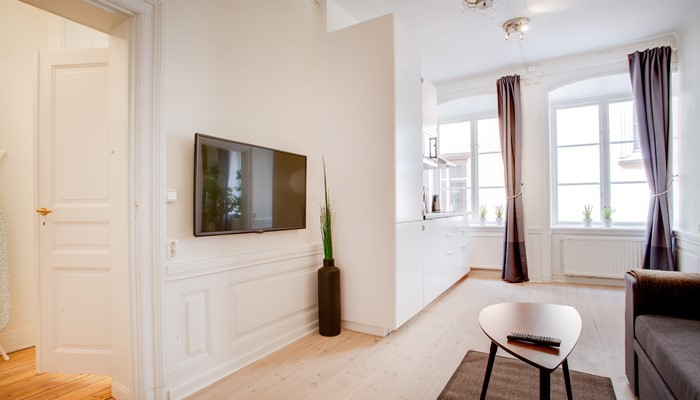 aparthotel Stockholm Old Town: Superio one bedroom apartment